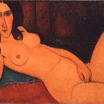 Modigliani Ateneumissa