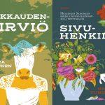 Syrjähyppy kirjallisuuteen: Saara Turunen